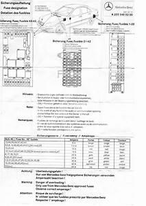 W203 Fuse Diagram Prefacelift Pdf  2 21 Mb