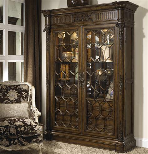 fine furniture design belvedere antique style lighted