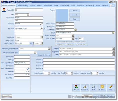 quattrodent dental office software