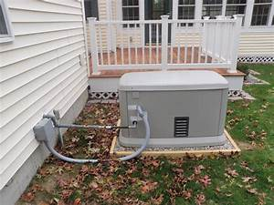 Diagram Whole House Generator