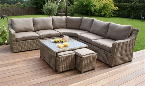 how to buy wicker garden furniture on a budget out out rattan outdoor sofa unique outdoor furniture corner
