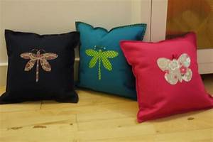 Astuce Couture Coussin