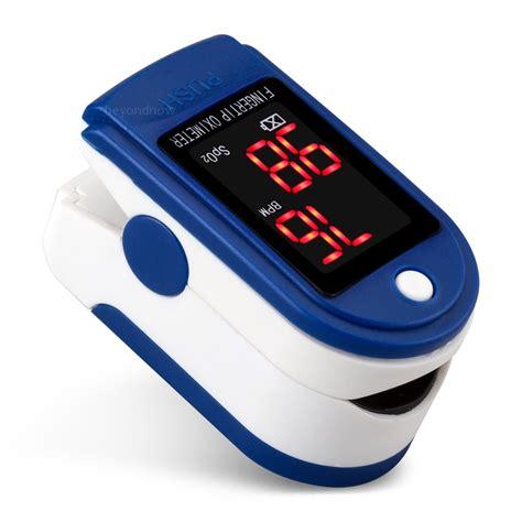 Finger Fingertip Pulse Oximeter SPO2 Blood Oxygen