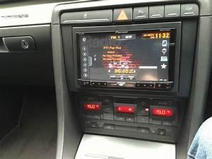 Sistem Audio Bose Audi A4 B8