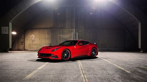novitec rosso ferrari fberlinette wallpapers hd