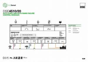 Dse4510 Dse4520 Wiring Diagram