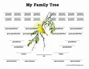family tree template family tree template siblings With family tree templates with siblings