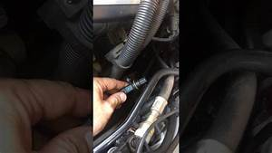 Bmw E60 525xi Crankshaft Sensor  Transmission Fault
