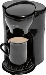Kaffeepadmaschinen Im Test : ein tassen kaffeemaschine clatronic ka 3356 im test ~ Michelbontemps.com Haus und Dekorationen