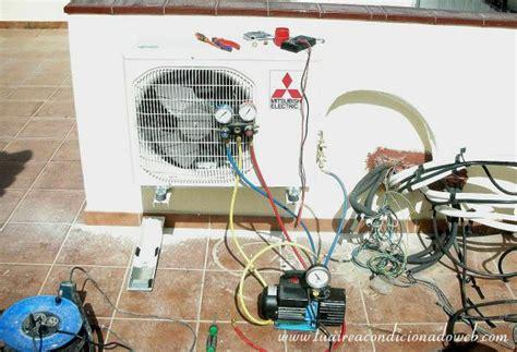 instalar aire acondicionado split