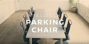 Litiere Qui Se Nettoie Toute Seule : nissan invente la chaise de bureau qui se range toute seule ~ Melissatoandfro.com Idées de Décoration
