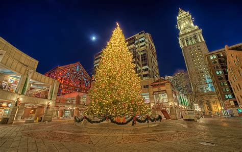 holiday events in boston christmas celebration free