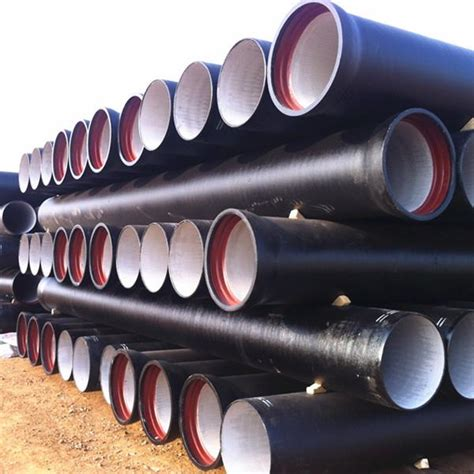 china  ductile iron pipes  water supply factory