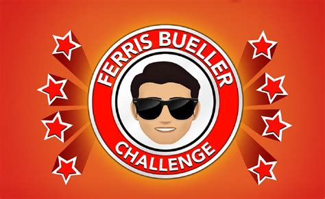 ferris bueller complete requirements mystery hitc bitlife challenge