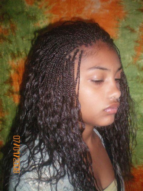 Get inspired and informed with our huge list of 23 different hairstyles for women. Micro Braids For Women | Hairstylo