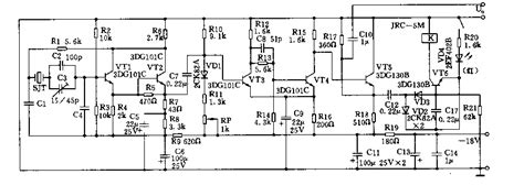 Khz Frequency Oscillator Circuit Signal Processing