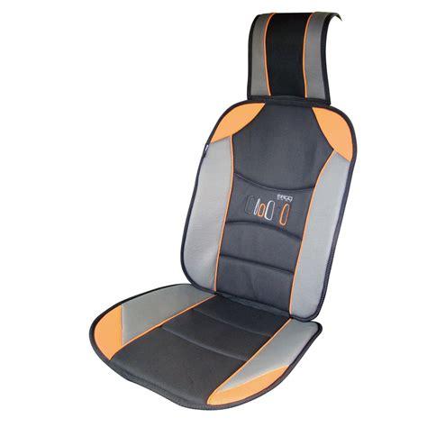 siege auto universel couvre siège noir gris et orange pour marque modele