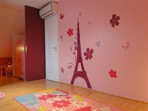 deco chambre fille 6 ans décoration chambre fille de 6 ans