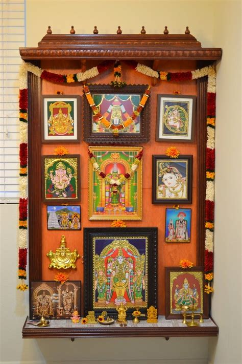 Room Decor Usa by Easy Home Made Pooja Mandap Usa With The Materials From