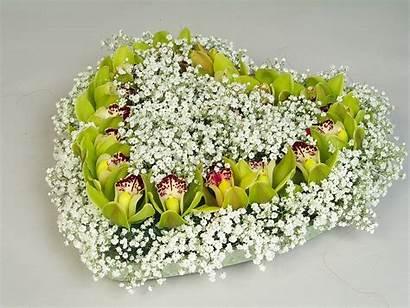 Heart Wallpapers Flowers Flower Bouquet Nice Amazing