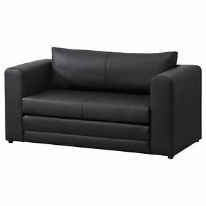 askeby two seat sofa bed black ikea With black sofa bed