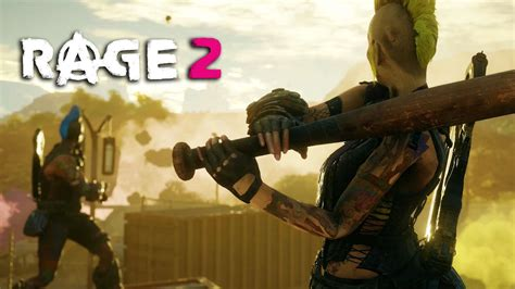Rage 2 Extended Gameplay Demo