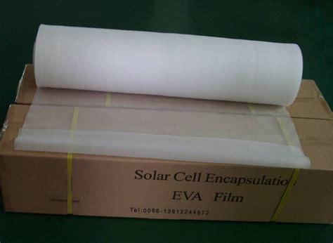 eva ethylene vinyl acetate film composition  application