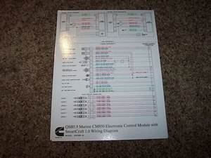 Cummins Qsb5 9 Cm850 Smartcraft 1 0 Electrical Wiring