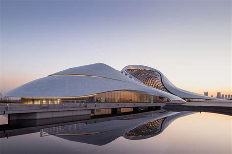 harbin opera house architect magazine