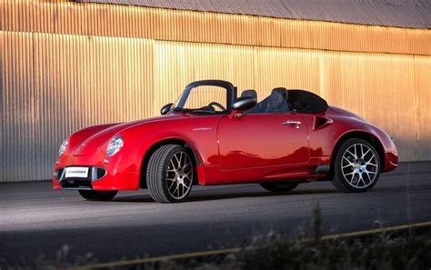 PGO launches Cévennes Speedster in Europe   Autoblog
