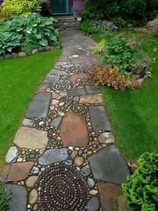 allee de jardin pour un amenagement exterieur original et deco With allee de jardin originale 2 comment creer une allee de jardin