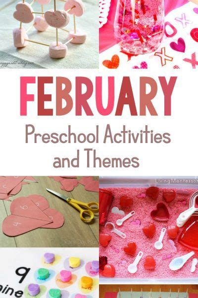 preschool themes february living page 3 of 120 inspiration for 511