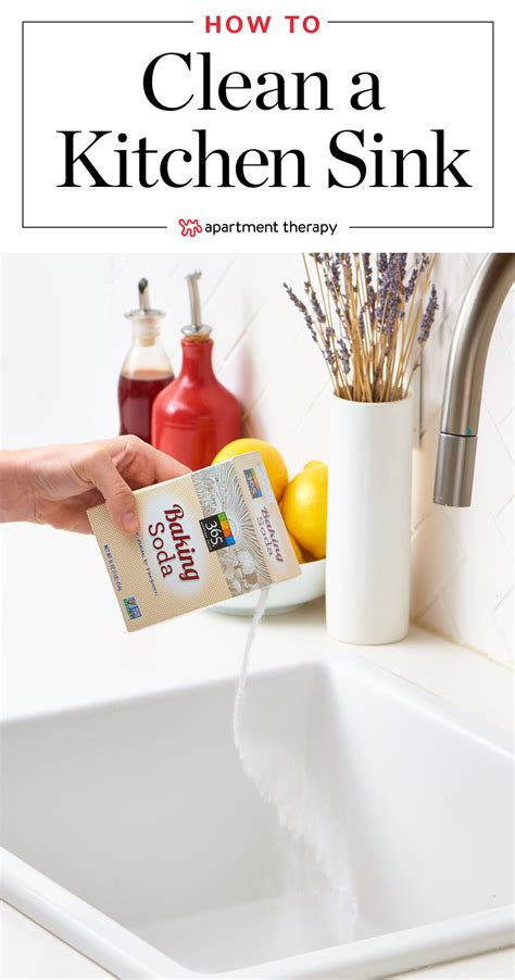 how to clean kitchen sink disposal how to clean your kitchen sink disposal apartment therapy