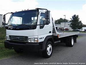 2006 Ford Lcf Regular Cab Over Cab Turbo Diesel Wrecker