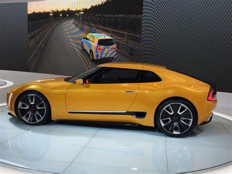 Kia Gt4 Stinger Concept (naias 2014, Photo By Jerrod Nall