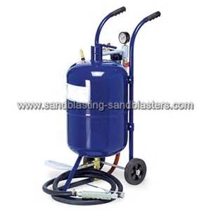 Soda Blasting Cabinet Harbor Freight by Fb M04 Mini Sand Blaster With Easy Operation