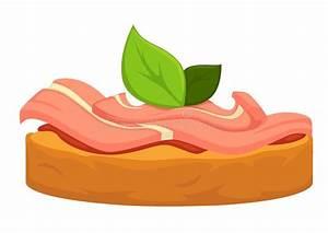 Tuna Meat Cuts Scheme Stock Vector  Illustration Of Kama