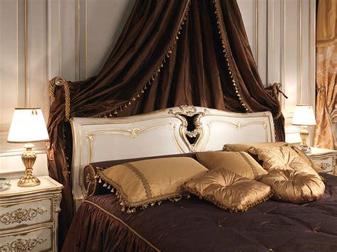 letto baldacchino da letto classica in stile luigi xvi letto in