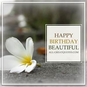 Happy Birthday Beautiful   Free Fantastic Birthday Cards