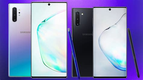should you buy the samsung galaxy note 10 or note 10 lifehacker australia