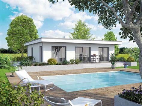 fertighaus bungalow  design  vario haus fertigteilhaeuser