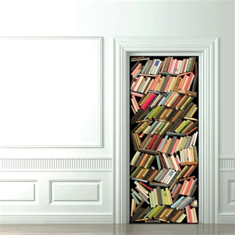 stickers porte chambre 8 cool and creative 3d door stickers