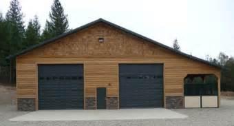 16x12 Shed Plans Free by Garage Door Spokane Shop Pole Barn Building Doors