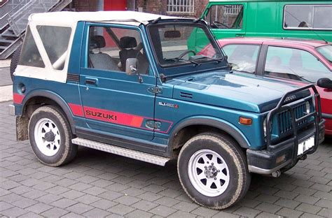 Suzuki Sj by Suzuki Sj 410 1986