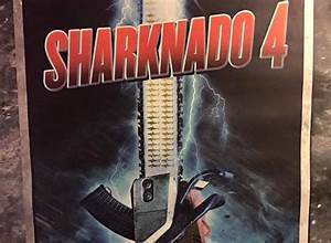 'Sharknado 4: The Fourth Awakens' News, Release Date: Star ...