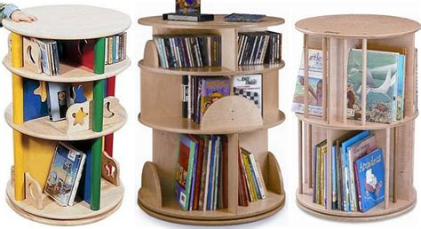 Bookcase Carousel by Revolving Bookcase Findabuy