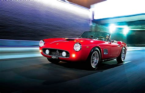 ferrari california 1961 1961 ferrari 250 gt california spyder driven drive