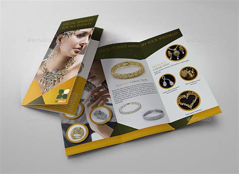 jewelry brochure templates ai psd google docs