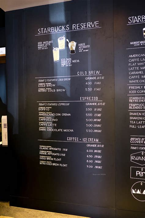 The perfect cup of coffee and a wholesome, delicious meal or snack can make your day. Starbucks Reserve Coffee Bar - Siphon Review - Vancouver
