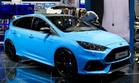 2018 Ford Focus Rs Edition